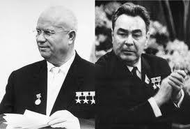 khrushchev-brezhnez