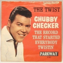 The twist chubby checker chart