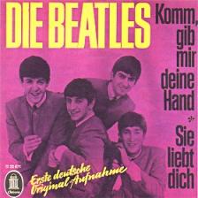 Beatles-German-single