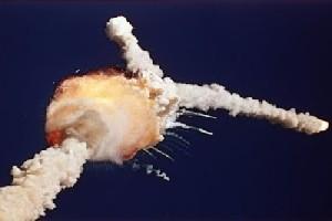 Challenger-explosion
