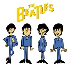 beatles-cartoon