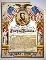 emancipation-proclamation