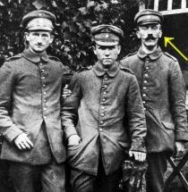 hitler-world-war-1