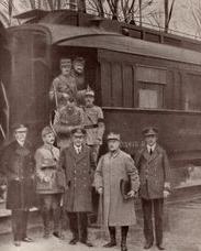 armistice-train