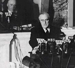 Roosevelt-Declares-War