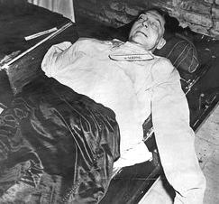 Goering-corpse