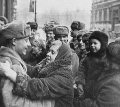 Leningrad-Siege-Ends